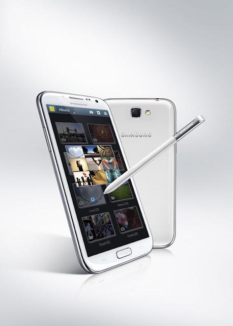 مميزات و مواصفات و صور سامسونج جالاكسي نوت 2 الجديد Samsung Galaxy Note 2