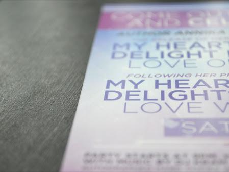 Flyer Design: Annika Gonzales