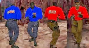 counter strike player skins download