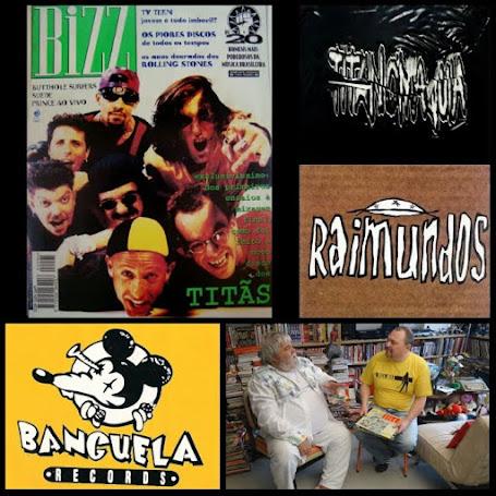 Gravadora Banguela, Titãs e bandas dos anos 90