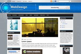 Template Blogger WebDessign