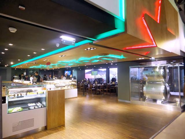 Heineken Grandcafé - reservarecomendada.blogspot.pt