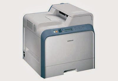 download Samsung CLP-650N printer's driver