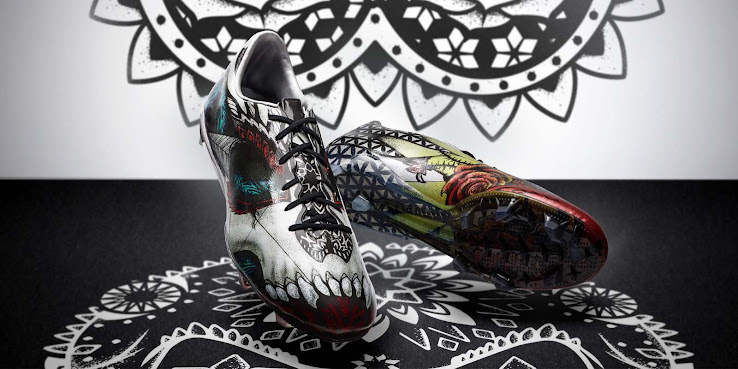 Conocé la nueva línea de botines Tattoo Pack de adidas que usará Luis Suárez