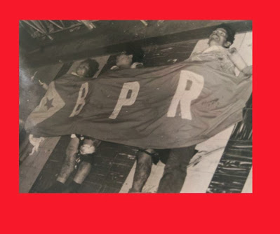 Compañeros Revolucionarios : A Reactivar el Bloque Popular Revolucionario BPR