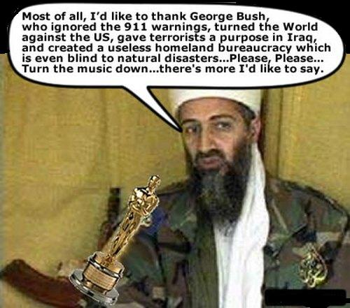 bin laden family. Bush and in laden family in.