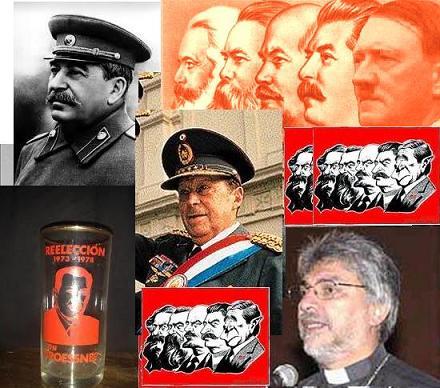 No a la dictadura luguista