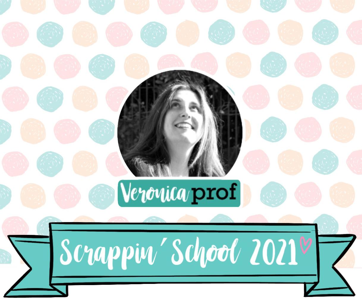 Sono un'insegnante della Scrappin'School