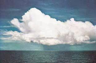 awan comulonimbus