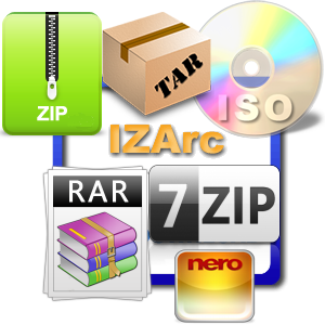 IZARC Software for extract file