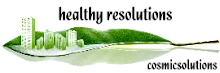 cosmicsolutions healthy resolutions