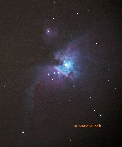 orion nebula distance from earth - 497×602