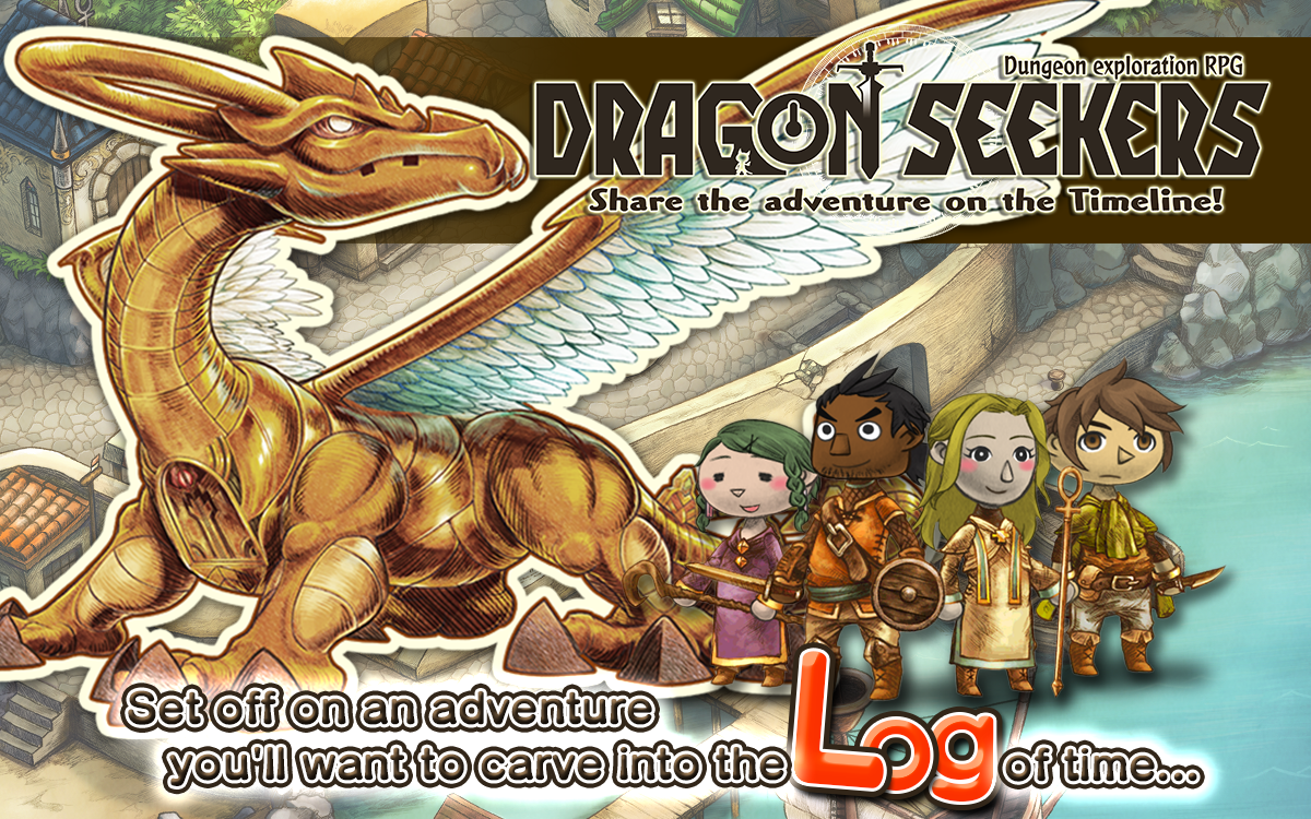Dragon Seekers Gameplay IOS / Android