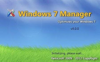 Yamicsoft Windows 7 Manager 4.0.3 Portable