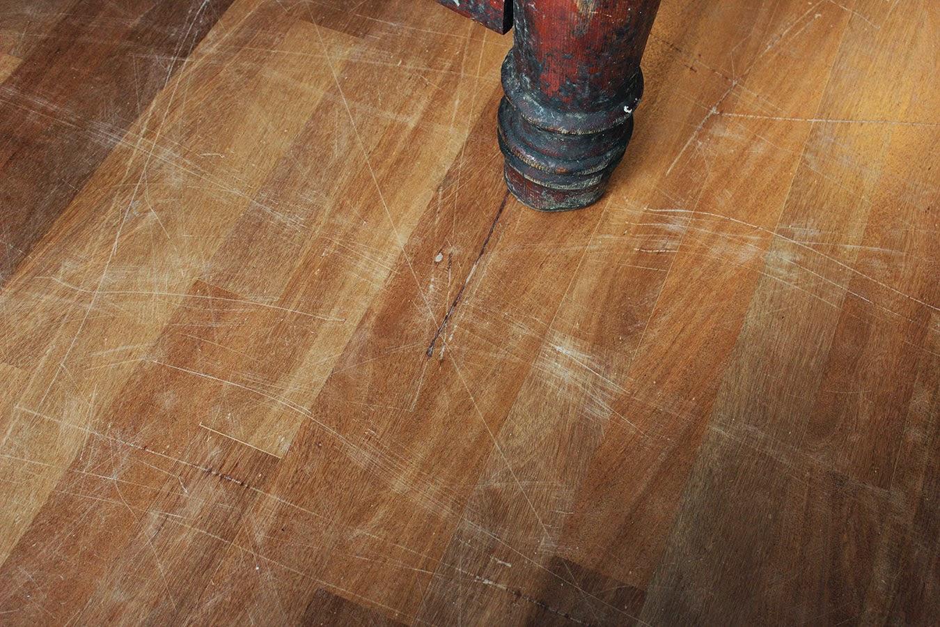 Pvc vloer schoonmaken met schoonmaakazijn