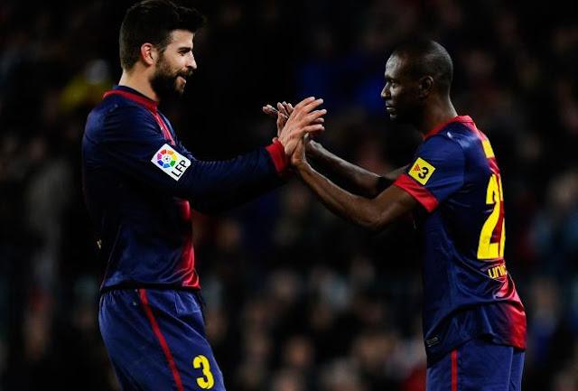 La Liga - Barcelona vs Malaga