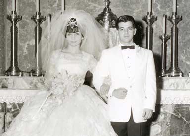Abiti da sposa anni 70 e 80