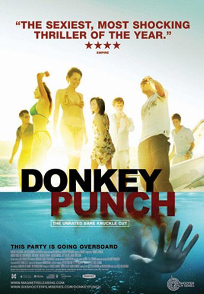 Donkey Punch: juegos mortales (2008)