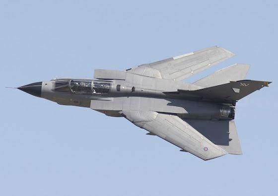 RAF Panavia GR4 Tornado