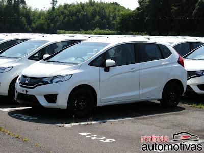 Honda Jazz 2014 เปิดตัวที่ญี่ปุ่น 5 กันยายน
