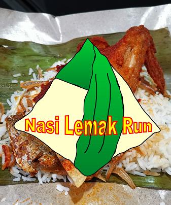 Nasi Lemak Run
