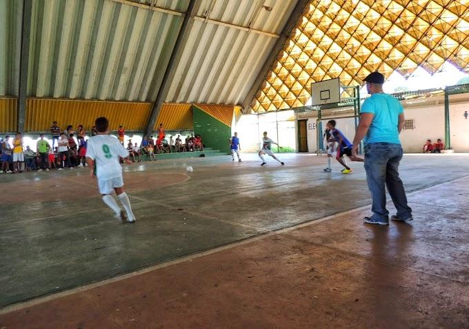 Finais da Copa Escolar de Futsal acontece em Natal com participação recorde de equipes