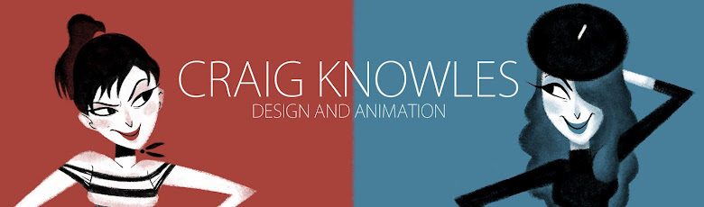 Craig Knowles Design and Animation