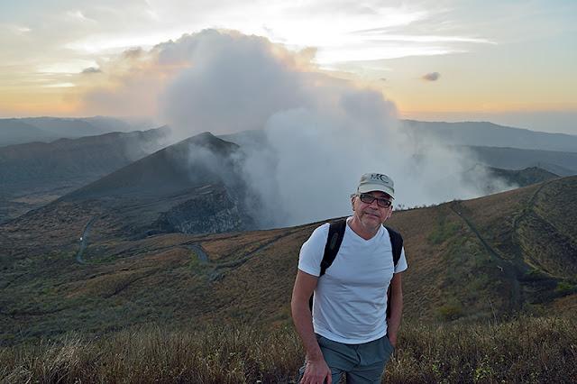 Le volcan Masaya