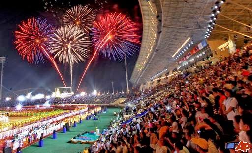 Asian Games Laos 102