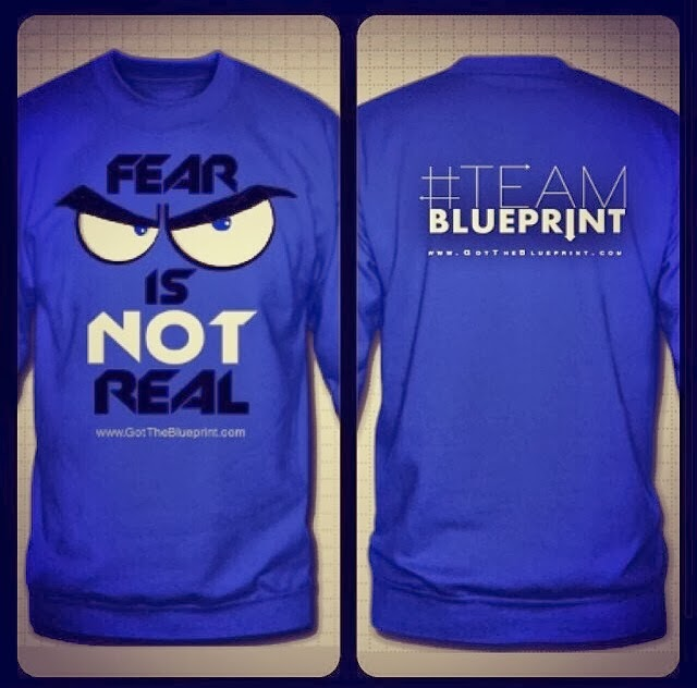#TeamBluePrint