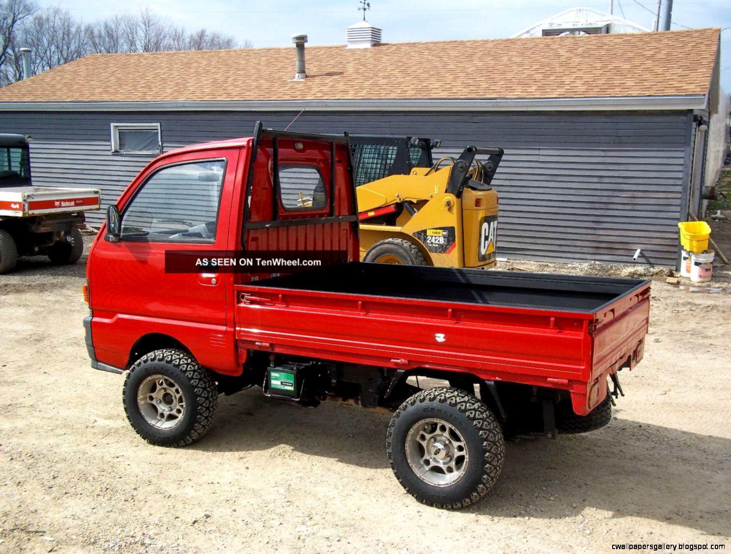1998 Mitsubishi Mini Truck