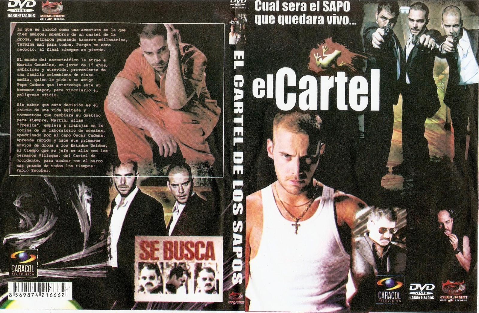 Ver Película El Cartel de los Sapos Online Gratis (2011)