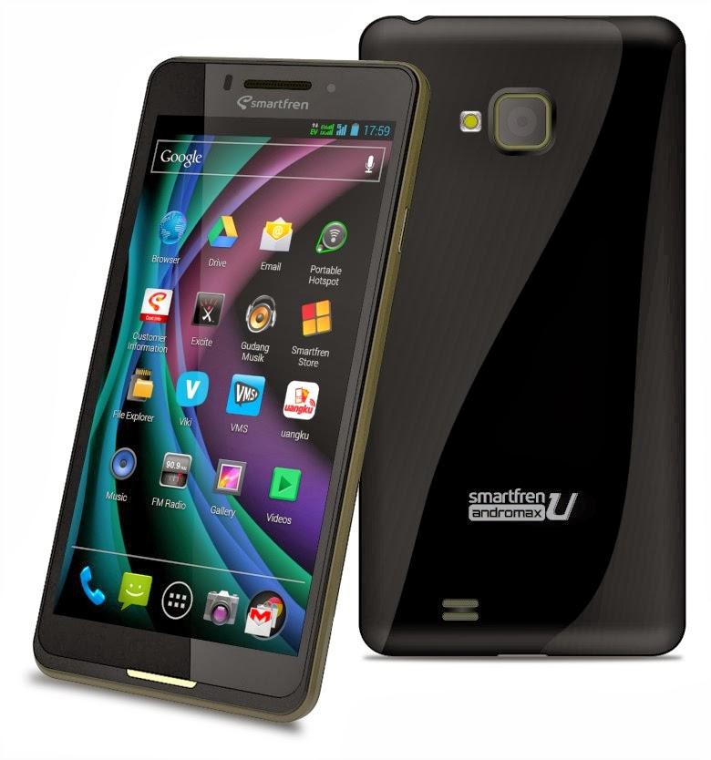 Daftar Harga Tablet Smartfren Andromax Bulan Maret 2014
