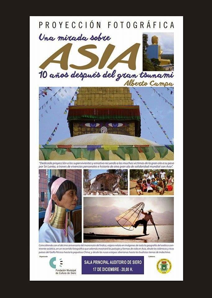 """PROYECCION """"Una mirada sobre ASIA-TSUNAMI"""""""