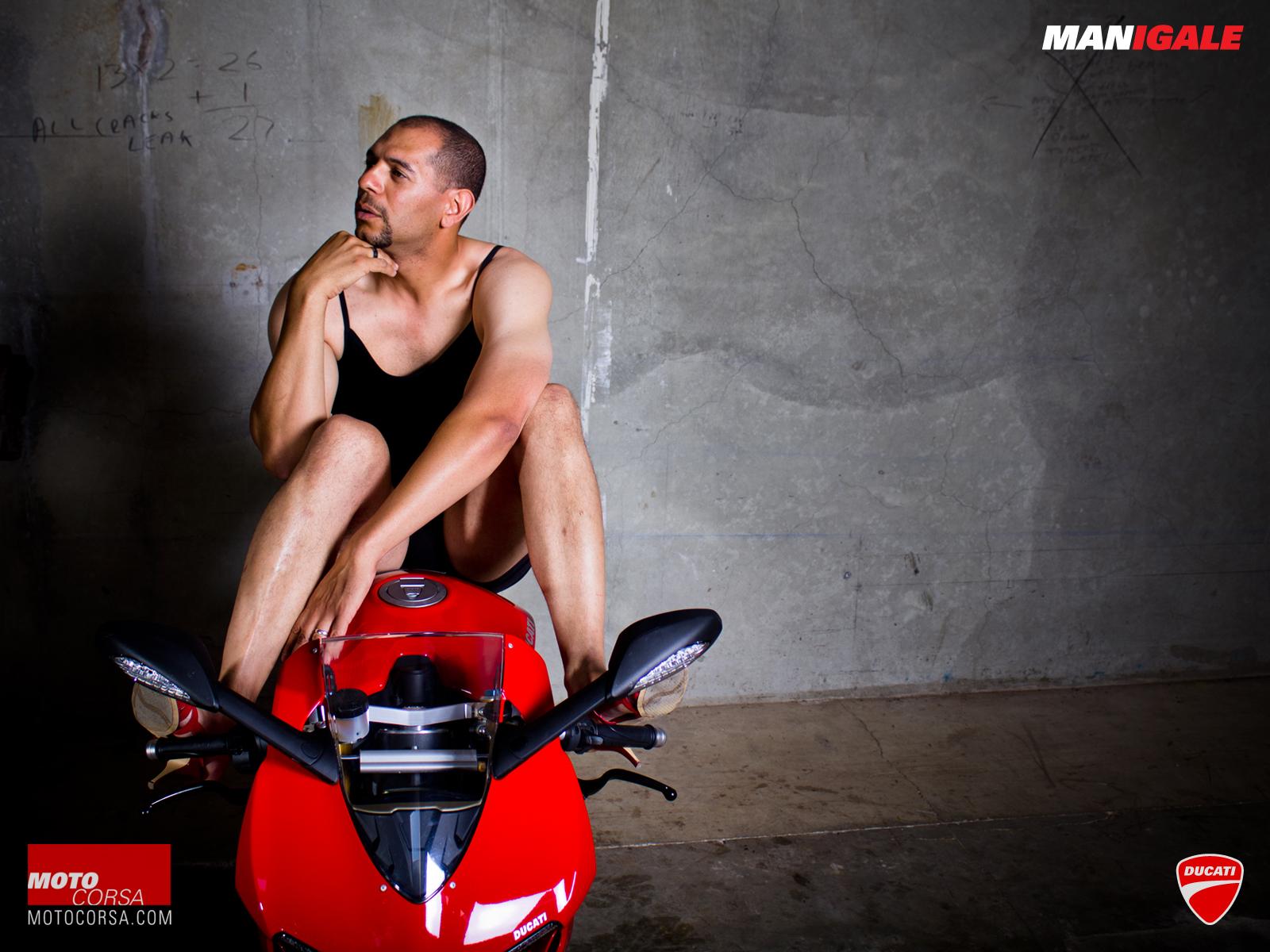 Motorcycle Girl 056 Seducative Redux Return Of The