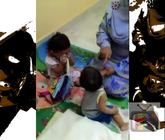 Polis Siasat Video Pengasuh Taska Pukul Budak