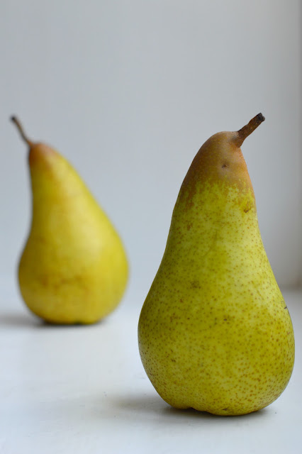 Pear and cinnamon smoothie recipe