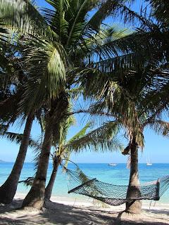 Strand in Malolo