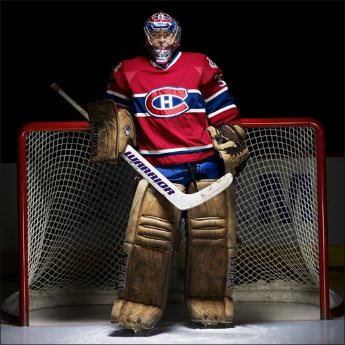 carey price 2011 heritage classic. And I love Price#39;s sense of