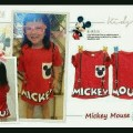 Kaos Mickey – Bahan Kaos, Lucu Untuk Anak Anda