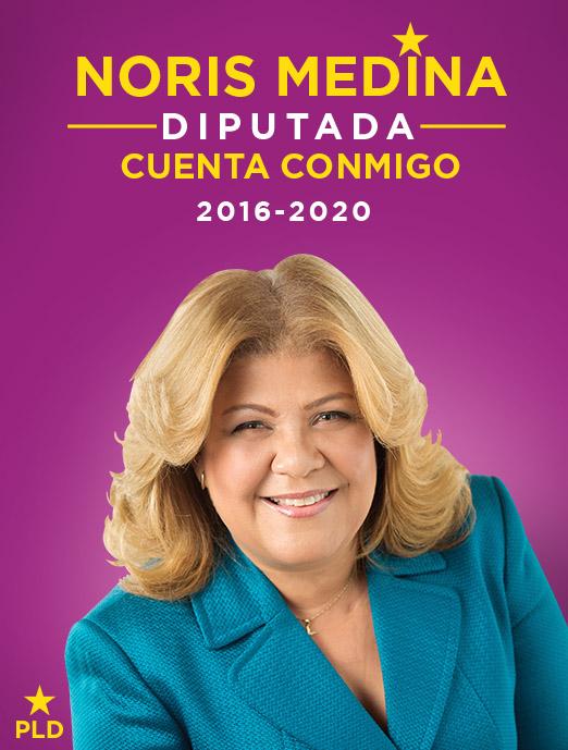 CANDIDATA A DIPUTADA PLD PROVINCIA DE BARAHONA 2016-2020