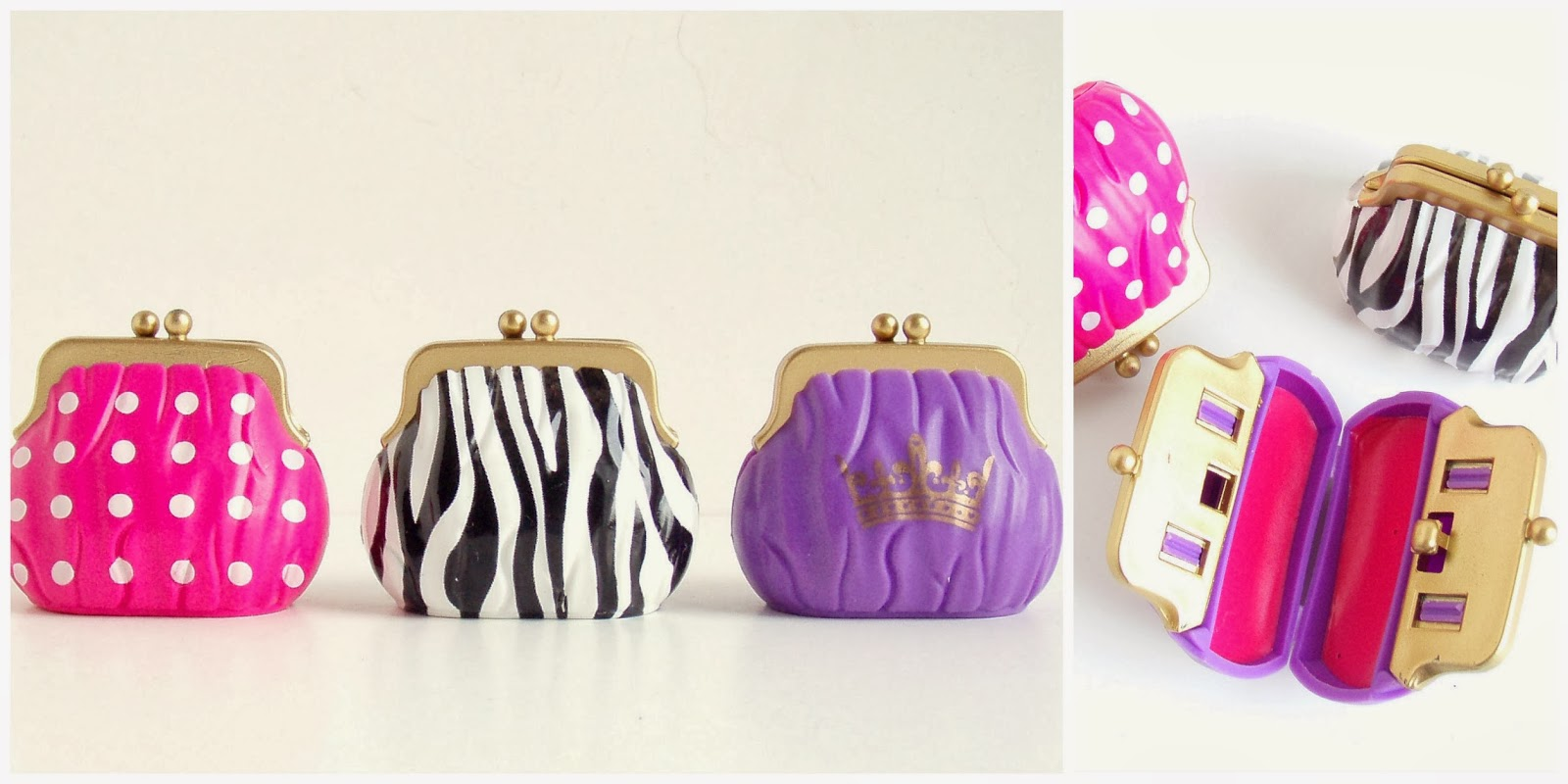 cute lipstick purses