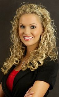 Spokeswoman For Jim Glover Chevrolet In Tulsa. She Was Raised With More  Than A Silver Spoon In Her Mouth.