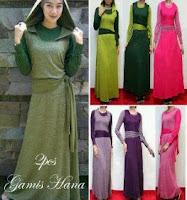 Model Model Baju Muslim Terbaru