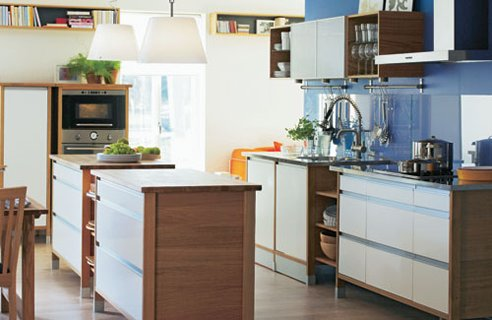 design serendipity: Kitchen Redo? Try Ikea!
