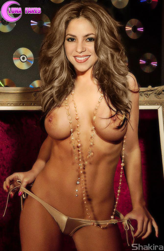 Shakira Nude Fakes