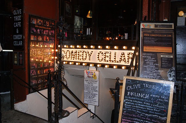 The Comedy Cellar Stand Up New York