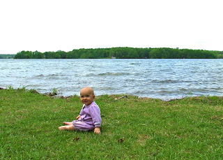 Kaia at Lake Anna State Park