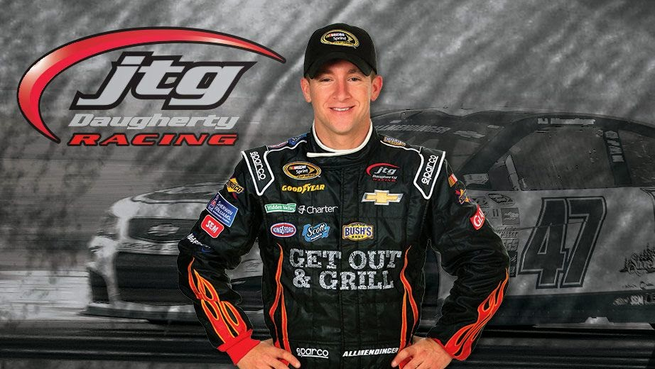 JTG Daugherty Racing = AJ Allmendinger