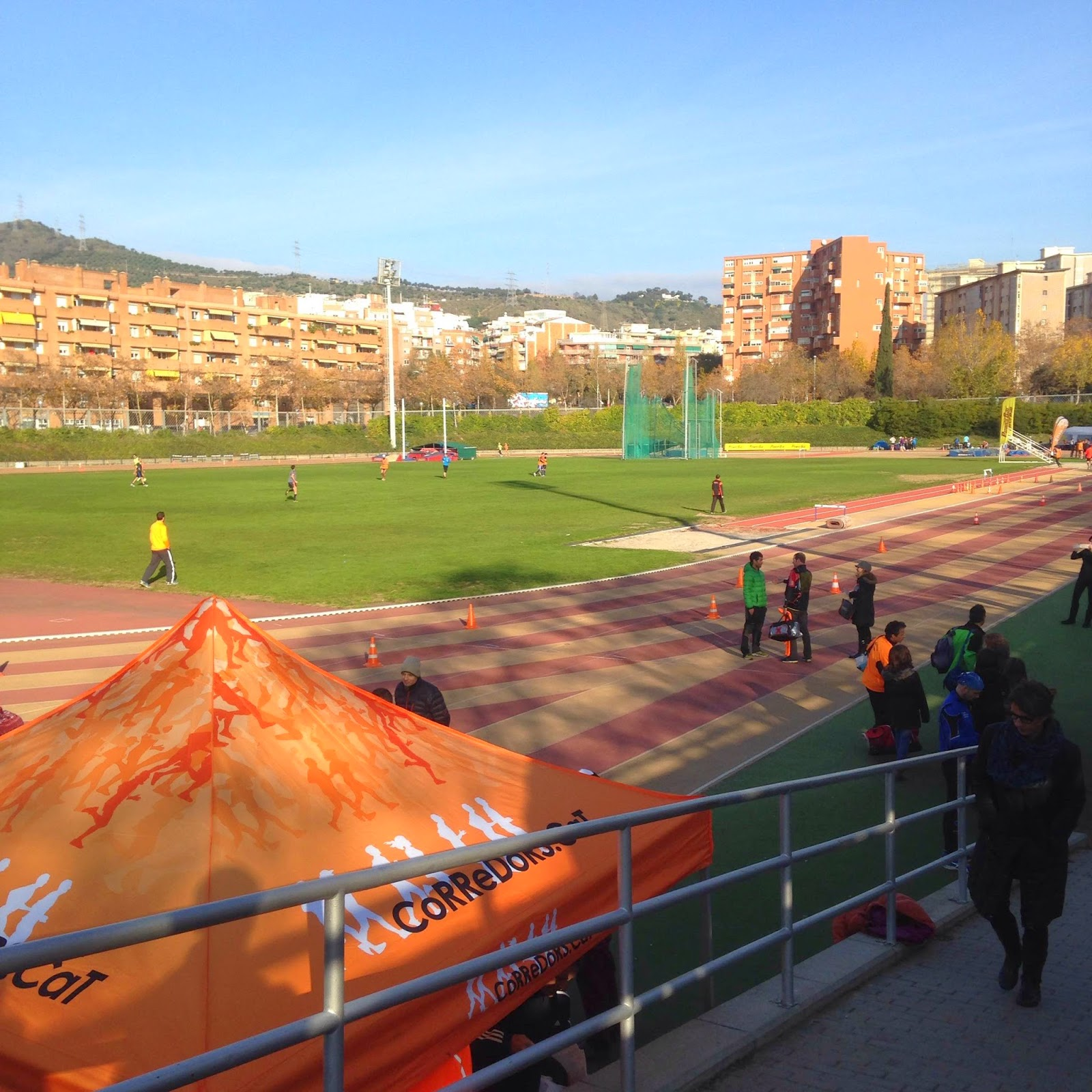 24 horas atletismo can drago barcelona 2014
